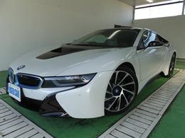 BMW i8 ベースモデル 革シートIVORY WHITE 360°トップ・ビュー