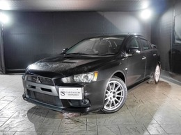 三菱 ランサーエボリューション 2.0 GSR X 4WD MT車 HIDヘッド ETC スマートキー