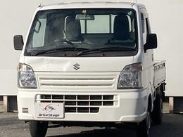 スズキ キャリイ 660 KCエアコン・パワステ 3方開 5速MT/エアコン・パワステ/エアバック