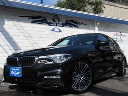 BMW 5シリーズ 523d Mスポーツ ディーゼルターボ ACC TV 衝突軽減 ステアリングアシスト