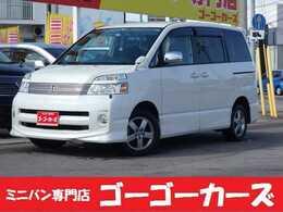 トヨタ ヴォクシー 2.0 Z 煌 4WD 自社対応ローン ワンオーナー バックカメラ