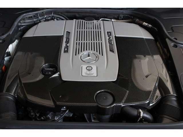 V12エンジン!