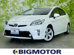 トヨタ プリウス 1.8 G ツーリングセレクション HDDナビ/LEDヘッドライト/ETC/EBD付ABS
