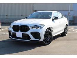 BMW X6 M コンペティション 4WD リアエンターテイメントシステム