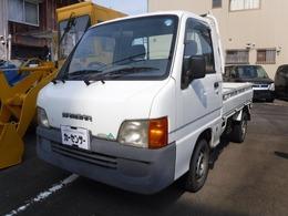 スバル サンバートラック 660三方開4WD