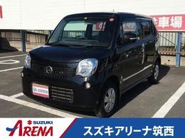 日産 モコ 660 X 車検R3年2月 プッシュスタート CD