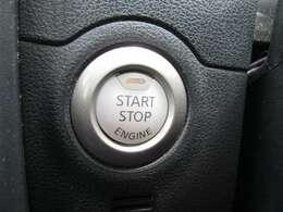 「インテリジェントキー」 カギを出さなくてもドアロック&解除、エンジンスタート&ストップが出来ます♪