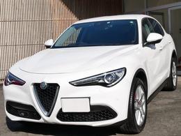 アルファ ロメオ ステルヴィオ ファーストエディション 特別仕様車 ワンオーナー禁煙 新車保証付