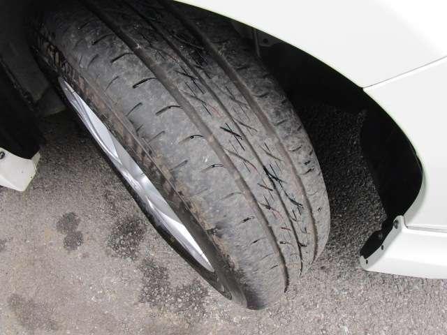 装着されているタイヤも直ぐに交換の必要は無さそうです!