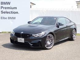 BMW M4クーペ コンペティション M DCT ドライブロジック HUD赤革電動クルコン前後PDC