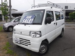 三菱 ミニキャブバン 660 CD 4WD リアシートなし