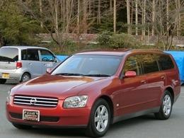 日産 ステージア 2.5 250RS DVDナビ キーレス/車検2年実施