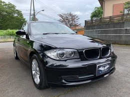BMW 1シリーズ 116i ブラウン革シート・取説あり