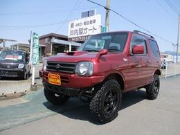 スズキ ジムニー 660 ワイルドウインド 4WD リフトアップ/F&R社外バンパー/ターボ
