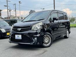 トヨタ ノア 2.0 Si ETC/EBD付ABS/衝突安全ボディ/キーレス