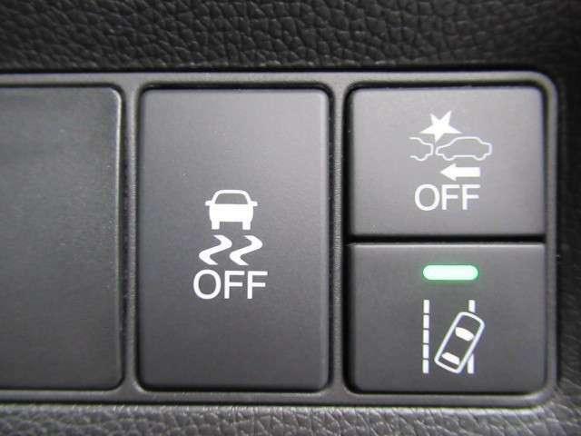 ☆HONDA SENSING☆★衝突軽減ブレーキ・誤発進抑制機能・路外逸脱抑制機能など安心安全快適に運転できる装備を搭載しております★