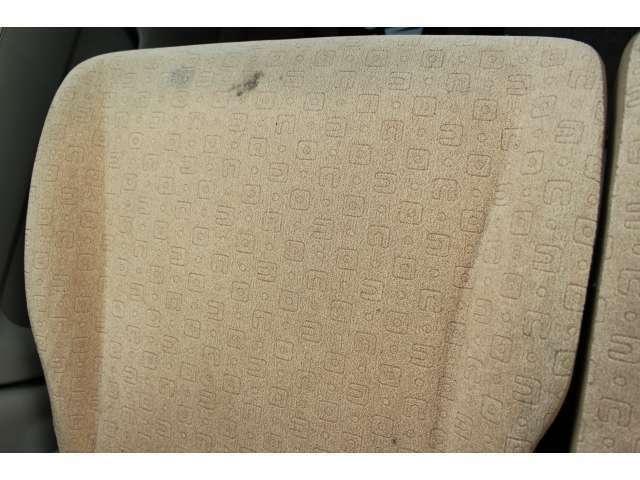 シート汚れあります。