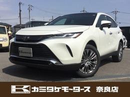 トヨタ ハリアー 2.0 Z スマートキー・ホワイト・PS・CVT