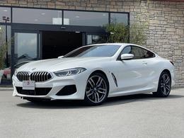 BMW 8シリーズ 840d xドライブ Mスポーツ ディーゼルターボ 4WD individualフィオナレッド/ブラックレザー
