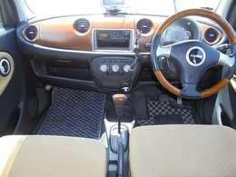 特に内装はきれいです。この走行距離で、内装がここまできれいな車はなかなかレアです。
