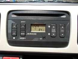 純正CDオーディオです!これ一つでドライブも楽しくなります!