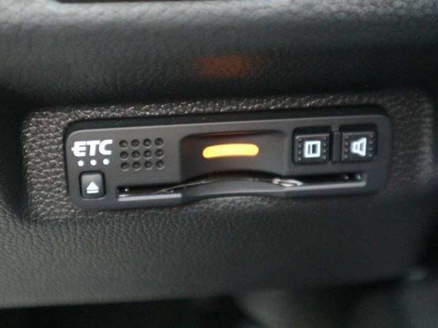 ETC車載器搭載☆料金所の通過もラクラクですね♪