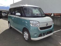 ダイハツ ムーヴキャンバス 660 X SAIII /両側電動/自社登録展示車/