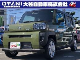 ダイハツ タフト 660 G 軽自動車 スマアシIII