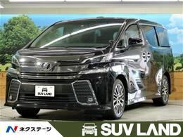 トヨタ ヴェルファイア 2.5 Z Gエディション BIG-X11型サンルーフ 12.8型フリップダウン