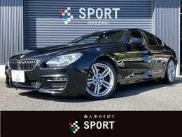 BMW 6シリーズグランクーペ 640i Mスポーツパッケージ 純正HDDナビTV 黒革 全席シートヒーター