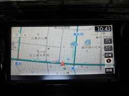 NissanConnectナビゲーションシステム フルセグTV CD DVD再生機能 ミュージックボックス Bluetooth対応 ハンズフリーフォン
