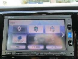 純正メモリーナビ(VXM-174CSi)です。CD再生のほかにもワンセグTV、USB接続、Bluetooth連携機能も装備されとっても便利です!