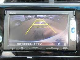 バックカメラ付き☆駐車時も安心です☆