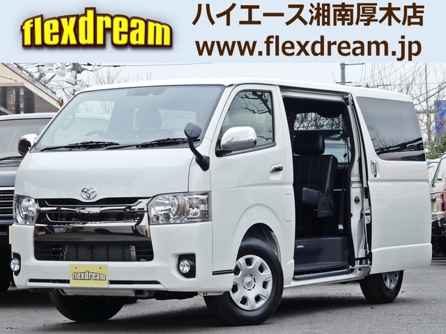 flexdreamライトキャンピングカーFD-BOXシリーズのNEWライン!
