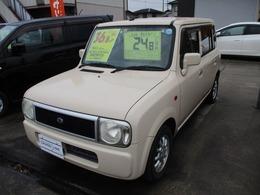スズキ アルトラパン 660 GセレクションIII 走行3.6万キロ キーレス ベンチシート