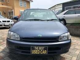 1998年 トヨタ スターレット ルフレfリミテッドが入庫しました。