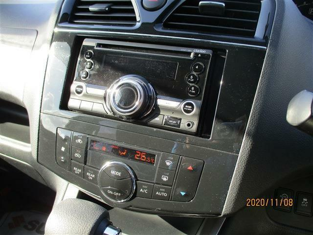 フルオートエアコン!2DIN、CD,ラジオプレイヤー!