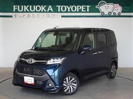 トヨタ タンク 1.0 カスタム G S フルセグTV 衝突軽減ブレーキ