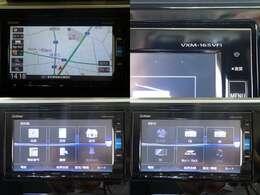 ホンダ純正Gathersメモリナビ「VXM-165VFi」を装備しております。道を覚えるのが苦手な人も安心して下さい☆