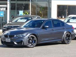 BMW M3セダン M DCT ドライブロジック 認定中古車 禁煙車 弊社下取 ワンオーナ