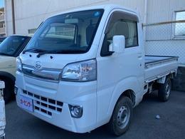 ダイハツ ハイゼットトラック 660 エクストラ 3方開 4WD 荷台ランプ キーレス MT5速