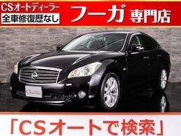 日産 フーガ 3.7 370VIP 黒本革/冷暖房シート/HDDマルチ/地デジ