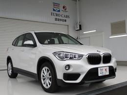 BMW X1 sドライブ 18i ナビ バックモニター電動テールゲート