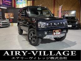 スズキ ジムニー 660 クロスアドベンチャー 4WD ユーザー買取車/社外ナビ/フルセグ/ETC