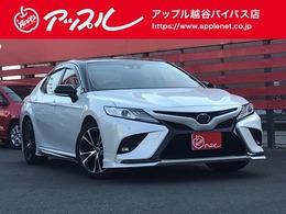 トヨタ カムリ 2.5 WS TRDエアロ・ムーンルーフ・OP18インチAW