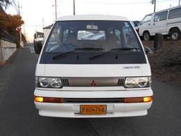 三菱 デリカスターワゴン DIESELTURBO 5MT LONG GL DAYTONASTEEL