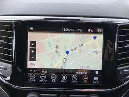 新型8.4インチナビゲーションシステム。Bluetooth・USB・AUX・AppleCarPlay&androidautoが対応しています。