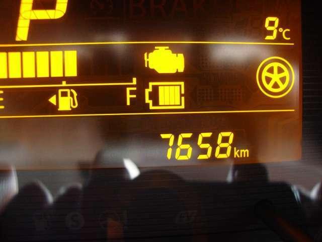 走行7600km!お買得車ですので、お早目のご検討宜しくお願い致します。