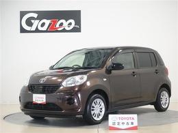 トヨタ パッソ 1.0 X S キーレス・ETC・ワンオーナー