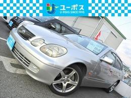 トヨタ アリスト 3.0 V300 10thアニバーサリーエディション 黒革シート外TV